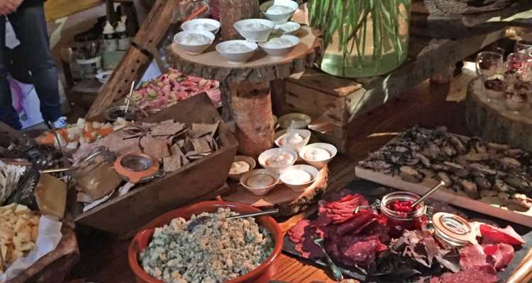 The Great Nordic Feast – ein nordisches Festessen